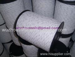 Top Fencing Polywire -Twist rope Fencing Polywire rope