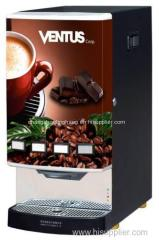Compact Instant Coffee Machine Leader