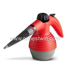 red steam cleaner new design
