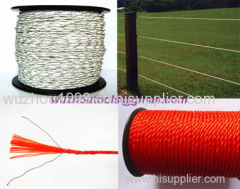 Super Rope Horse Tape Permanent Electric Horse Fence