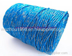 Roll Polywire for Electric Fence Fencing Kit Stainless Steel Poly Wire