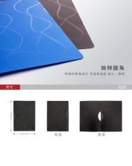 rotating spine bar / PP / A4 file / business file folder