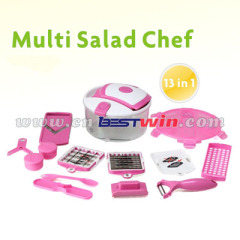Salad Chef Smart as seen on tv mini salad chef