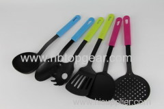 6Pcs food grade nylon food kitchen tool set