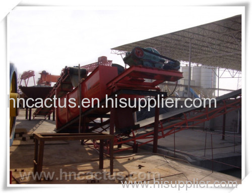 Widely Used Top Construction Spiral Sand Washing Machine