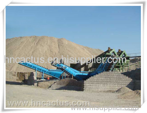 Spiral Sand Washing Machine for Sand Making Production Line