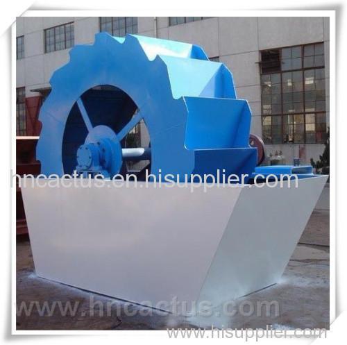 High Efficiency Wheel Sand Washing Machine