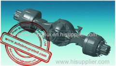 SINTORUK HOWO AC16 series hub reduction drive axle