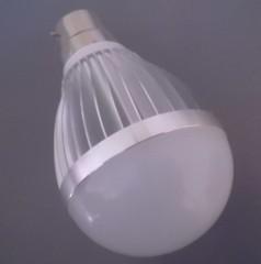 DC 12V 5W Aluminum Solar LED Bulb
