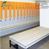 Fumeihua hpl gym locker room furniture