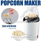 Mini air popcorn maker 1200w