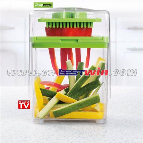 Magic chopper vegetable slicer vegetable chopper