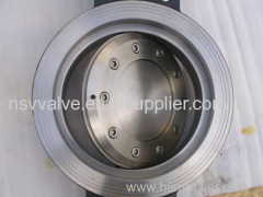 Metal to meatl seat butterfly valve