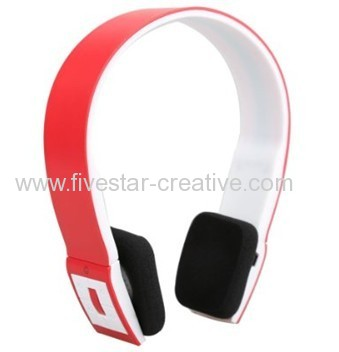 BH23 Wireless Bluetooth Headphone Stereo Audio Headset for Smartphone iPhone Samsung