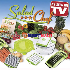 Multi salad chef /salad chef set