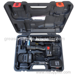 24V lubrication tools, rechargeable grease pump