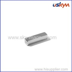 block rare earth magnet