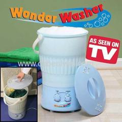 WONDER WASHER as seen on tv new product 2014