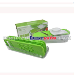 Multifunction food slicer /5 in 1 multi vegetable slicer