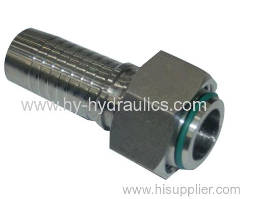Carbon Steel R683/IC45e Hose fittings 20411C 20411C-T