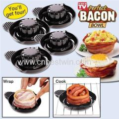 kitchenware product bacon bowl as seen on tv
