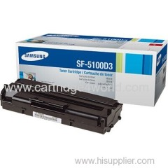 Samsung original toner cartridge SF 5100D3 Factory Direct Sale