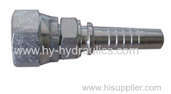 Metric Male 24 degree Cone Seal H.T.ISO 8434-1 DIN3861 hydraulic hose fitting 10511