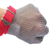 Metal Cut resistant mesh gloves