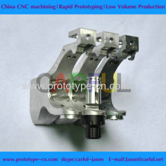 metal processing cnc milling machining parts