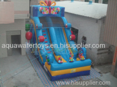 Party Inflatable Water Slide