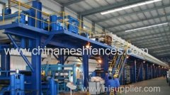 Thermisch Verzinken Wire Production Line
