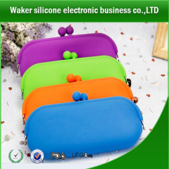 2014 fashion silicon purse for promotion/lovely girls