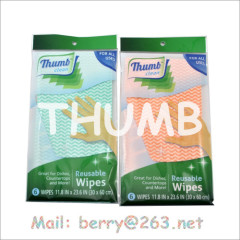 household cleaning cloth wipes