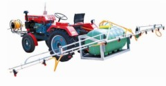 Tractor mounted boom sprayer boom sprayers