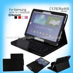 Portable Surface Folding Bluetooth Keyboard for Samsung NOTE 10.1 P600/T520