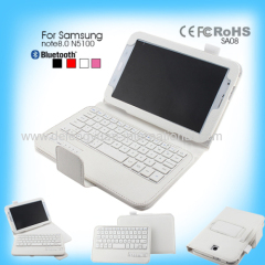 Multimedia portable bluetooth wireless keyboard for Samsung note8.0 N5100