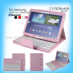 Compact Size portable bluetooth keyboard for Samsung P600/T520