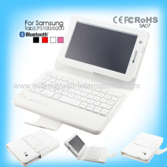 Mini ultra-thin bluetooth wireless keyboard for Samsung P3100 6200