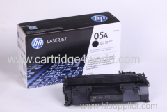 Genuine HP CE505A (505A) Black Laser Toner Cartridge