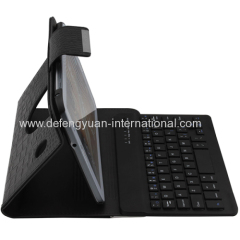 Flip Stand Leather Case Bluetooth Keyboard for Samsung note8.0 N5100
