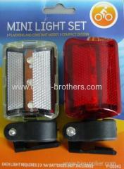 3 LED Bicycle Tail Light