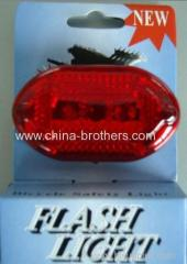 Two Sharp LED Bicycle Tail Light