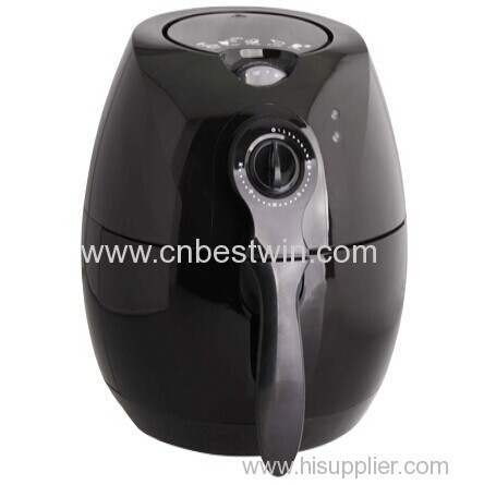 2.2L Black Air Fryer