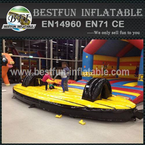 Slack Line Inflatable Game