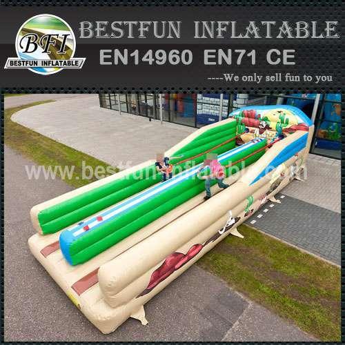 Inflatable Bungeerun Western Elastic