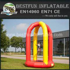 Inflatable Trampoline Sport Game