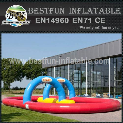 Race Track Inflatable Circuit