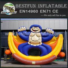 Bouncy castle Monkey Swing