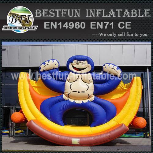 Bouncy castle Monkey Swing