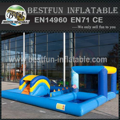 Inflatable Playzone Marin Children